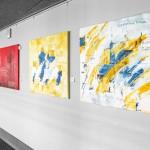 Mietkunst von kunst³ in Büros
